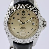 Tudor Prince Date gebraucht 40mm Stahl