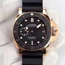 Panerai Luminor Submersible 1950 3 Days Automatic new Rose gold