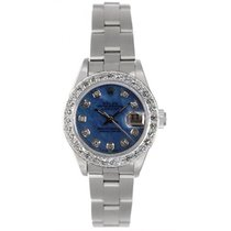 Rolex Datejust 79160 Lady's Stainless Steel Oyster Band with...