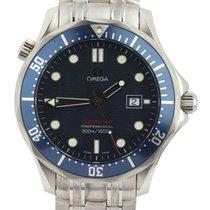 Omega 2221.80.00 Acier Seamaster Diver 300 M 41mm occasion