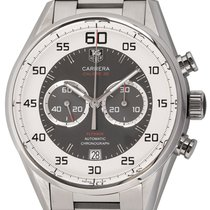 TAG Heuer Carrera Calibre 36 Steel 43mm Grey United States of America, Texas, Austin