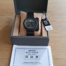 Seiko Steel 42,2mm Quartz SCED037 new