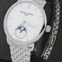 Frederique Constant Manufacture Slimline Moonphase FC-705S4S6 2019 new