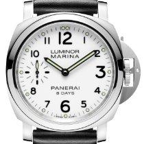 Panerai new Manual winding Small seconds 44mm Steel Sapphire crystal