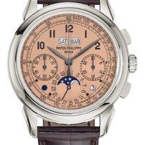 Patek Philippe 5270P-001 Platin Perpetual Calendar Chronograph 41mm neu Schweiz, Basel