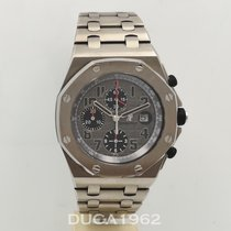 Audemars Piguet Royal Oak Offshore Chronograph Titanio 42mm Grigio Arabo Italia, Roma