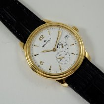 Blancpain Villeret Ultra-Slim Yellow gold 36mm White No numerals United States of America, Texas, Houston