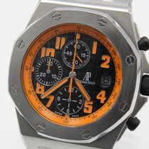 Audemars Piguet Royal Oak Offshore Chronograph Volcano Steel 42mm