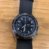 Breitling A13024 Steel 1997 Navitimer 41mm pre-owned