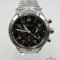 Breguet Type XX - XXI - XXII Steel 39mm Black Arabic numerals United States of America, Texas, Houston