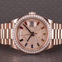 Rolex Day-Date Or rose 36mm