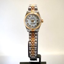 Rolex Lady-Datejust Gold/Steel 26mm White Roman numerals Singapore, Singapore
