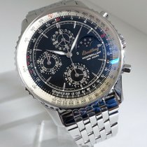 Breitling Navitimer 1461 Steel 43mm Black
