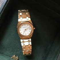 Audemars Piguet Royal Oak Lady Geelgoud 25mm Goud