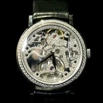 Piaget Altiplano Skeleton White Gold & Diamonds 34 mm