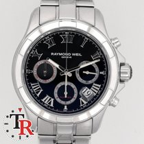 Raymond Weil Parsifal Acero 41mm Negro