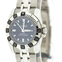 Tudor Lady Hydronaut II Blue Carbon Fiber Dial Stainless Steel