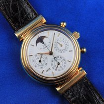 IWC Da Vinci Perpetual Calendar Yellow gold 39mm No numerals United States of America, Texas, sugar land