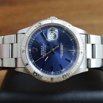 Rolex Datejust Turn-O-Graph Blue soleil dial Nice condition