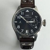 IWC Große Fliegeruhr neu 2011 Automatik Uhr mit Original-Box und Original-Papieren IW500422