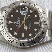 Rolex Explorer II Full SetTop  Dial Black Year 2000 Top Condition