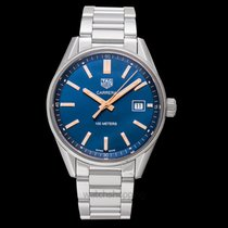 TAG Heuer Carrera Lady Steel 39mm Blue United States of America, California, San Mateo