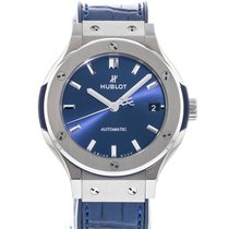Hublot Classic Fusion 565.NX.7170.LR Watch with Leather,...
