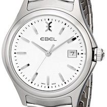 Ebel Wave Steel 40mm White No numerals United States of America, New York, New York