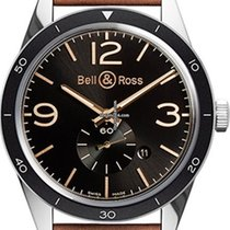 Bell & Ross BR V1 BRV123-GH-ST/SCA new