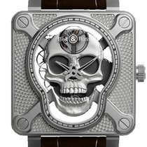 Bell & Ross BR-01 Laughing Skull Moving Jaw Limited Edition