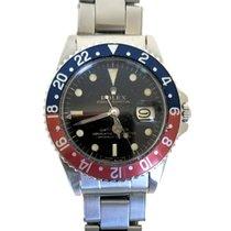 Rolex GMT-Master Steel 40mm Black No numerals United States of America, California, Newport Beach