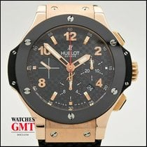 Hublot Big Bang 44 Chrono Rose Gold Ceramic
