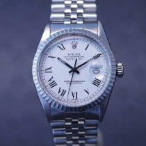 Rolex Datejust (Submodel) gebraucht 36mm Stahl