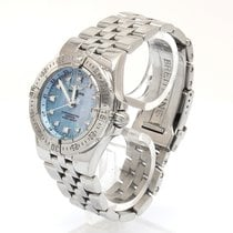 Breitling Colt Lady Steel 28mm Mother of pearl