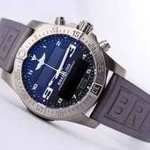 Breitling Exospace B55 Connected Titanium 46mm Black Arabic numerals United States of America, New Jersey, Princeton