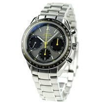 Omega Aluminum Automatic Grey 46mm new Speedmaster Racing