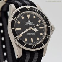 Rolex 5513 Steel 1986 Submariner (No Date) 40mm pre-owned United States of America, California, Beverly Hills