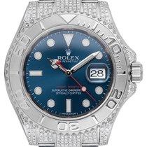 Rolex Yacht-Master 40 Steel 40mm Blue