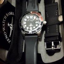 Zeno-Watch Basel Acciaio 45mm Automatico Airplane Diver usato Italia, Cologno Monzese