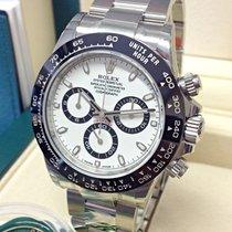 Rolex Daytona Steel 40mm White No numerals United Kingdom, Wilmslow