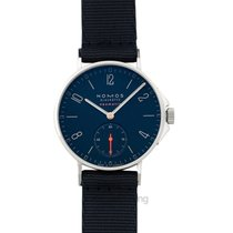 NOMOS Ahoi Neomatik new Automatic Watch with original box and original papers 561