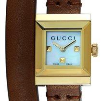 Gucci Zeljezo 18mm Kvarc YA128521 nov