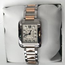 Cartier Tank Anglaise Gold/Steel
