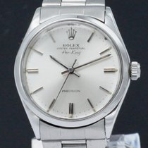 Rolex Air King Precision 5500 1973 pre-owned