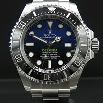 Rolex Sea-Dweller Deepsea new 2019 Automatic Watch with original box and original papers 116660
