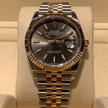 Rolex Datejust 126231 New Gold/Steel 36mm Automatic