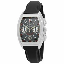 Franck Muller Steel 35mm Automatic 8005 CC new United States of America, New York, New York
