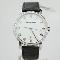 Chopard Classic 18k White Gold With Diamond Bezel 171278