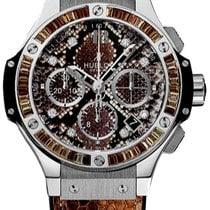 Hublot Big Bang 41 mm new Automatic Chronograph Watch with original box and original papers 341.SX.7917.PR.1979