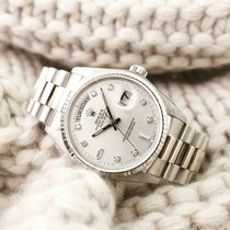 Rolex Day-Date Ref. 18039 with Diamonds Dial